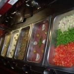 Buffet de Especialidades Árabes